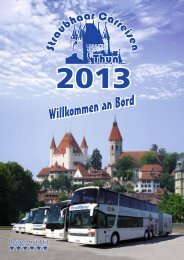 Katalog 2013.pdf - Straubhaar Reisen