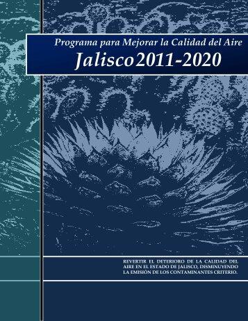 Jalisco - Semarnat