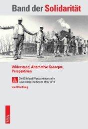 Band derSolidarität - VSA Verlag