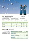 TKA Water softening systems. - Page 5