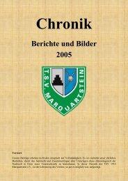 Berichte und Bilder 2005 - TSV Marquartstein
