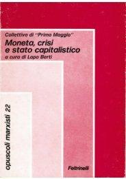 Moneta, crisi e Stato capitalistico.pdf - Autistici