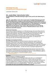 pdf. anzeigen - Variotherm