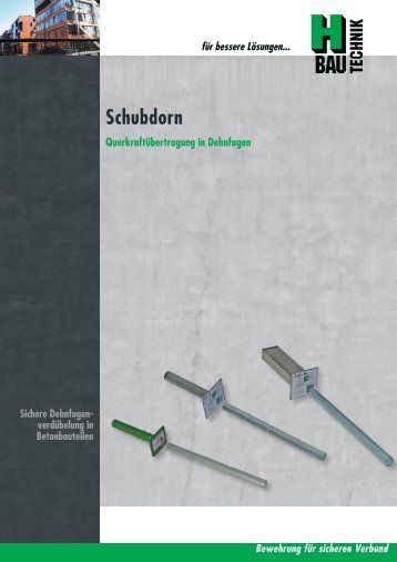 Schubdorn HED