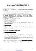 L'apparato circolatorio - Italiano per lo studio - Page 2
