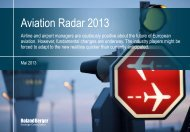 Aviation Radar 2013