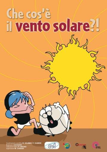 Che cos'è il vento solare? - SCOSTEP