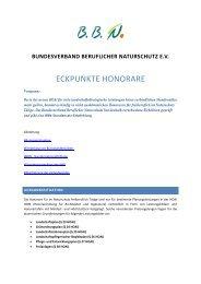 BBN-Stundensatz-Empfehlung - Bundesverband Beruflicher ...