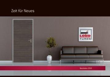 LOBO Türen Neuheiten - Decke-wand-boden.de