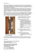 Flyer Objekt-Tasche IHA DE.sxw - Bartels Systembeschläge GmbH - Seite 2