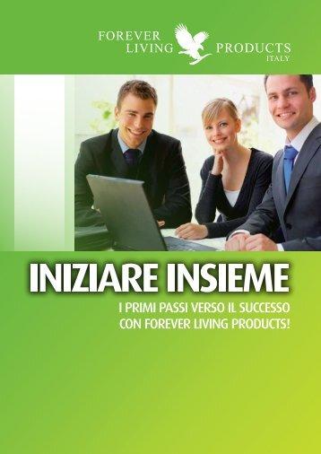 Iniziare Insieme - ALOE VERA ITALIA