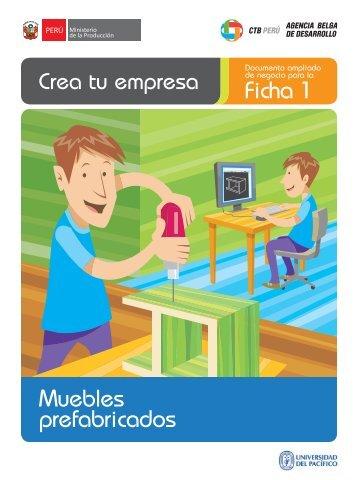 Muebles prefabricados Ficha 1 - CRECEmype