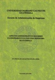 Page 1 Page 2 UNIVERSIDAD MARIANO GALVEZ DE GuA'm1A1.A ...