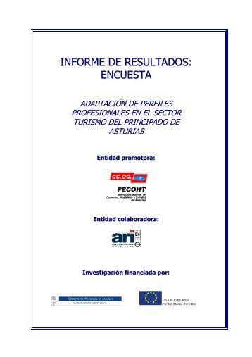 INFORME DE RESULTADOS: ENCUESTA