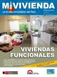 VIVIENDAS FUNCIONALES - Fondo MIVIVIENDA