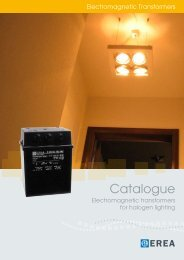 Catalogue - Lumidesign
