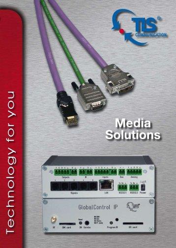 Media Solutions - TLS Communication GmbH