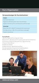 Zielsetzungen CPM Entwickler - Serwise - Seite 5