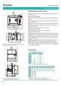 Brandschutzklappe Systemair - Seite 6