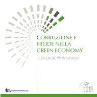 corruzione e frode nella green economy - Packagingspace.net