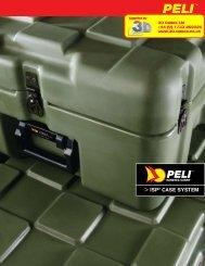 Peli-Hardigg ISP2 Containers Brochure