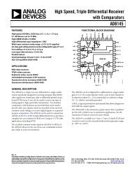 AD8145 (Rev. A) - Analog Devices