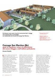 Cazzago San Martino (Bs) - Centro Studi La Famiglia