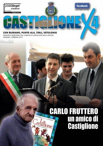 Fabbraio 2012 - Comune di Castiglione della Pescaia