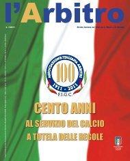 CEnTO AnnI - Associazione Italiana Arbitri