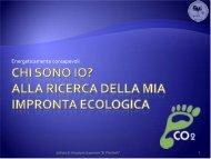 Chi sono io? Alla ricerca della mia impronta ecologica - Fondazione ...