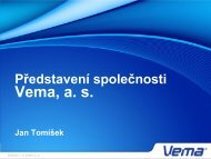Prezentace Vema