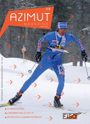 04. Azimut Magazine n°4 - Federazione Italiana Sport Orientamento