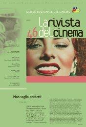Non voglio perderti - Museo Nazionale del Cinema