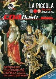 Numero 1 - febbraio 2012 - CNA di Padova