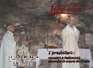 V ita leoniana - Pontificio Collegio Leoniano