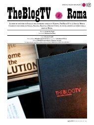 Scarica lo speciale (in pdf) - TheBlogTV