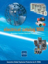 electrical catalog 9000 - Process Automation Specialists