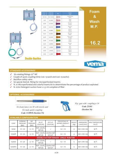 catalogue - Vema Impianti
