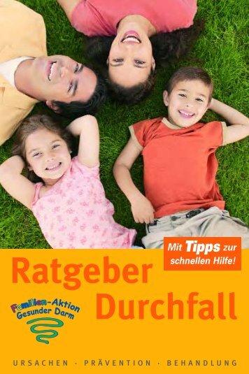 Ratgeber Durchfall - G. Pohl-Boskamp GmbH & Co. KG