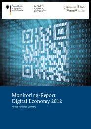Monitoring 2012 - bei TNS Infratest