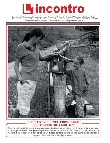 9 settembre 2007 - Il Centro don Vecchi