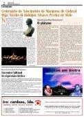 Presidenciais 20I I - Depoimentos de vereadores ... - Jornal de Sintra - Page 2