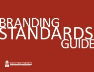 Branding Standards Guide 03 - Southwestern Adventist University