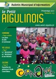La vie locale - Saint-Aigulin