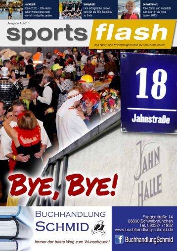 online lesen - TSV Schwabmünchen