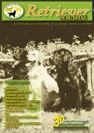 Copertina 4 - Retriever Magazine