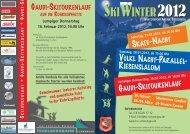 SkiWinter 2012 - TSV Schwangau