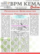 BULETIN BPM KEMA ONLINE EDISI JUNI 2013 - Page 2