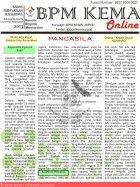 BULETIN BPM KEMA ONLINE EDISI JUNI 2013 - Page 3