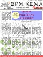 BULETIN BPM KEMA ONLINE EDISI JUNI 2013 - Page 5